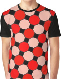 RED AGAIN Graphic T-Shirt
