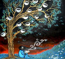 The Midnight Coffee Tree by Kristin Eck