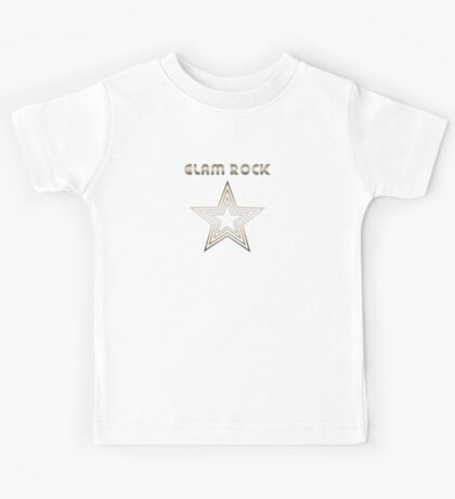 Glam rock Kids Tee