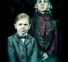 Meet the Dread Twins by Topher Adam by TopherAdam