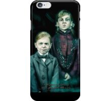 Meet the Dread Twins by Topher Adam iPhone Case/Skin
