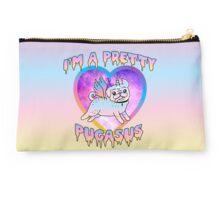 Pretty Pugasus Studio Pouch