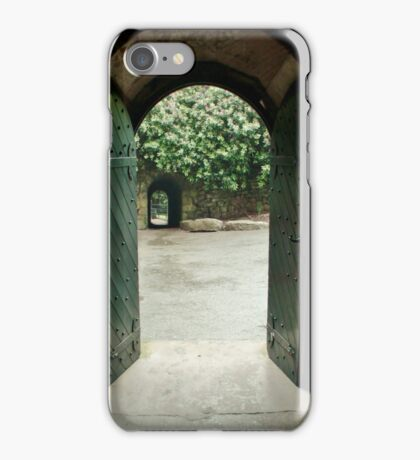 Open Doors iPhone Case/Skin