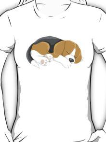 Sleeping Puppy T-Shirt