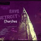 Save Detroit by lilynoelle