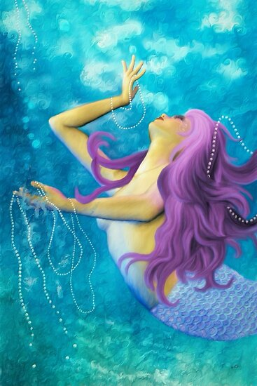 Mermaid by Ana CB Studio