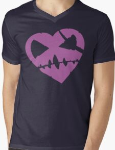 Zombie Slayer Mens V-Neck T-Shirt