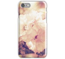 Vintage Spring Blooms iPhone Case/Skin