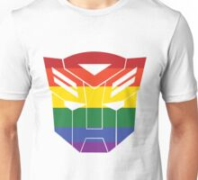 Autobot Pride [Homosexuality] Unisex T-Shirt