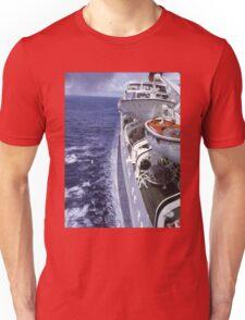 World Cruise 1972 Unisex T-Shirt