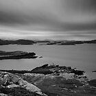 The Summer Isles From Meall Dearg, Scottish Highlands by Jim Round