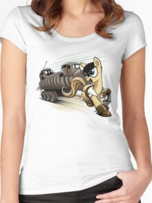 My Little Fury - Rig Edition Women's Fitted Scoop T-Shirt