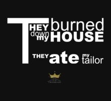 Supernatural - They burned down my house, they ate my tailor by glassCurtain