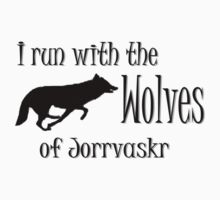 Running with the Wolves Kids Clothes