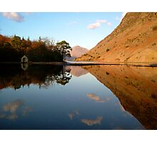 The Boat House, Wast Water, Lake District Photographic Print