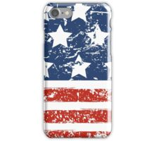 Grunged USA Proud iPhone Case/Skin