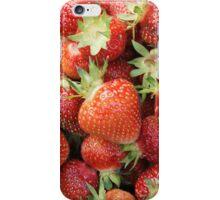 Strawberries! iPhone Case/Skin