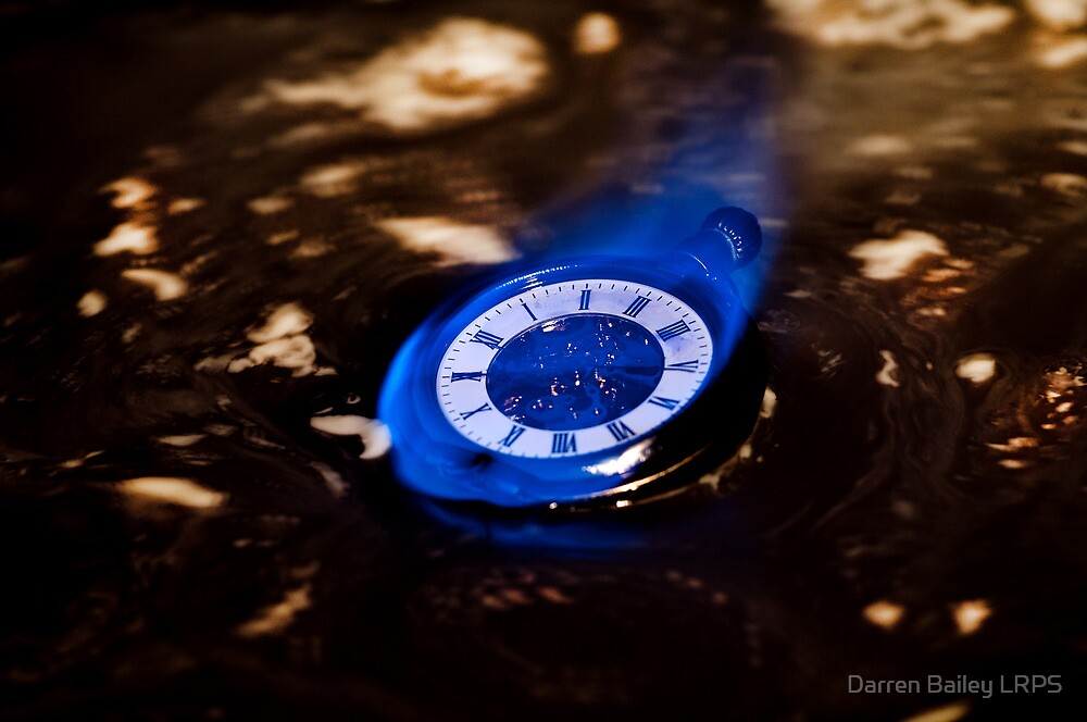 Global warming ... Times up! by Darren Bailey LRPS