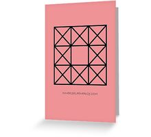 Design 60 Greeting Card