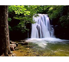 Janets Foss, Yorkshire Dales Photographic Print