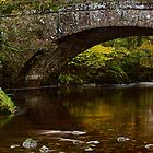 Hubberholme Bridge, Yorkshire Dales by Jim Round