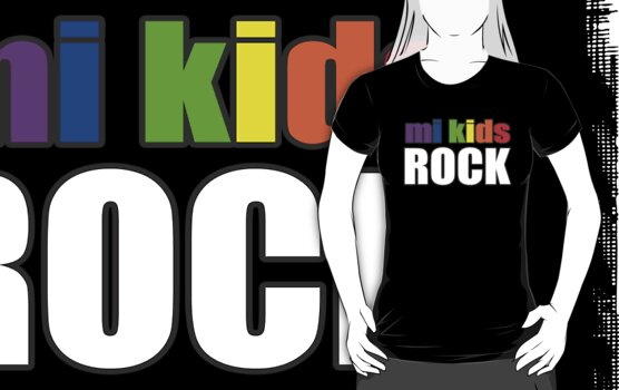 Mi Kids Rock! by Maria  Gonzalez