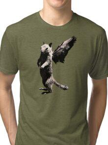 Flying Squirrel Tri-blend T-Shirt