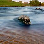 River Wharfe, Linton, Yorkshire Dales by Jim Round