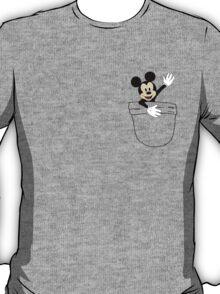 Pocket-Sized Mickey T-Shirt