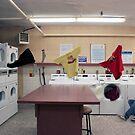 Laundry day by Gary Cummins