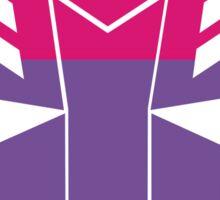 Autobot Pride [Bisexual] Sticker