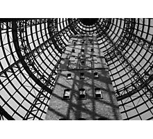 Shot tower, Melbourne  Photographic Print