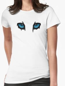 Mesmer-eyes Womens Fitted T-Shirt