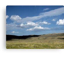 Wyoming Sky Canvas Print