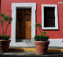House in Old San Juan by avresa
