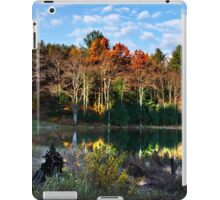 Scenic Autumn Landscape iPad Case/Skin