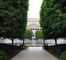 National Archives, Washington DC by Kelly Morris