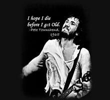 The Pete Townshend promise Unisex T-Shirt