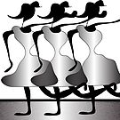 Chorus Line by IrisGelbart