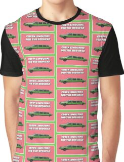GREEN LIMO Graphic T-Shirt