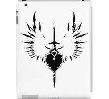 Shield and Sword iPad Case/Skin