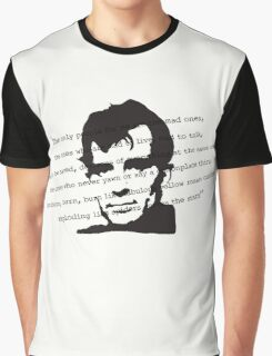 THE MAD ONES Graphic T-Shirt