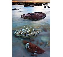 Gold - Jakes Point - Kalbarri Photographic Print
