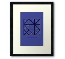 Design 70 Framed Print