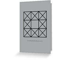 Design 73 Greeting Card