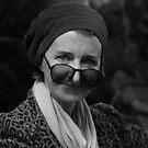 La Dame du marché by Clare Colins