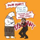 POLAR BEAR!!! by iyori