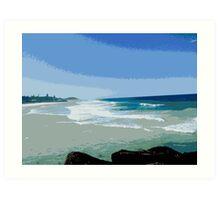 Ballina, Oz Art Print