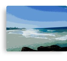 Ballina, Oz Canvas Print