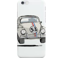 Beetlemania iPhone Case/Skin